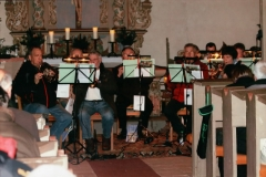 Bläserkonzert - 04.12.2011