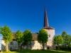 Kirche Lindenberg - Mai 2014
